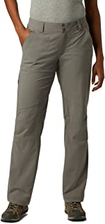 Columbia Women's Saturday Trail II Stretch Lined Hiking Pants, Water Repellent, Insulated