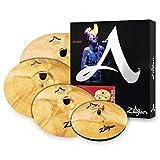 "Zildjian A Custom Series Cymbal Box Set - 14"" Hi-Hats"