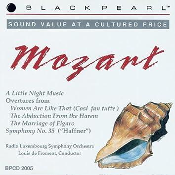 Mozart Favorites