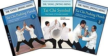 Bundle  Tai Chi Pushing Hands bundle  3-DVD set  Dr Yang Jwing-Ming  YMAA
