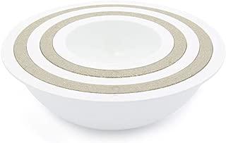 Best nesting melamine bowls Reviews