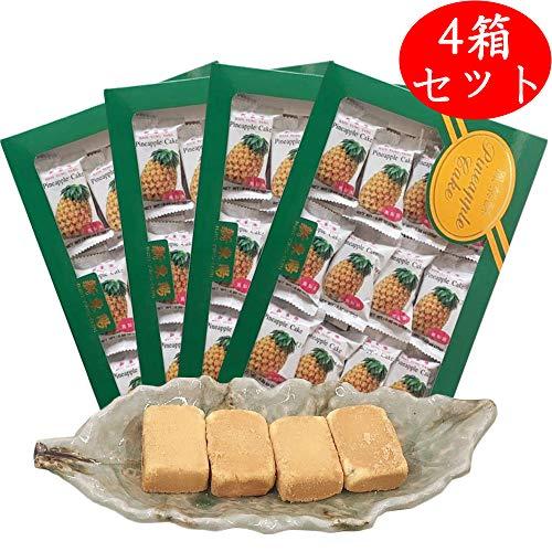 新東陽鳳梨酥【4箱セット】 パイナップルケーキ 台湾菓子
