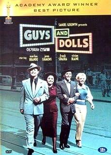 Guys and Dolls (1955) DVD Marlon Brando
