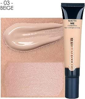 Beauty Glazed Primer Pore Covering Foundation Pore Minimizing Face Makeup for Oily Skin Concealer Primer Make Up Base Primer Creamy and Soft (03#)