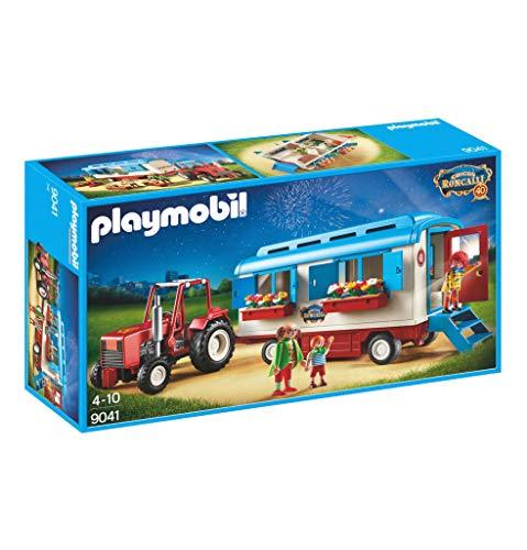 Playmobil 9041 Circus Roncalli Wohnwagen mit Traktor