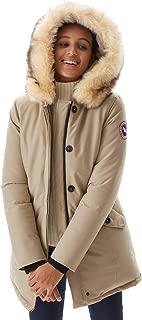 Women's Winter Duck Down Parka Ladies Padded Long Thicken Jacket Fur Hood Outwear Warm Overcoat