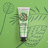 The Body Shop Peppermint Candy Cane Hand Cream 30ml