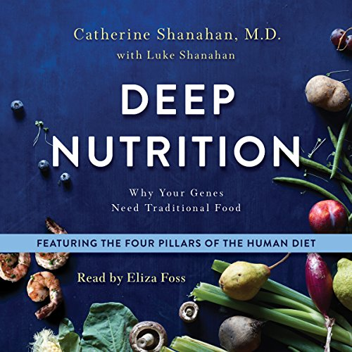 Deep Nutrition audiobook cover art