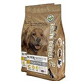 YERBERO Nature Digestive Pollo/arroz 2 uds de 2,5 kg de Comida Hipoalergénica para Perros.
