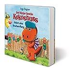 Der kleine Drache Kokosnuss feiert eine Drachen-Party: Pappbilderbuch (Bilderbücher, Band 2)