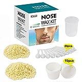 Nasenhaar Wachs Nose Wax Nasenhaarentferner mit natürlicher Bienenwachs-Formel Sicher Schnell...
