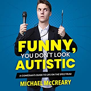 Funny, You Don't Look Autistic cover art
