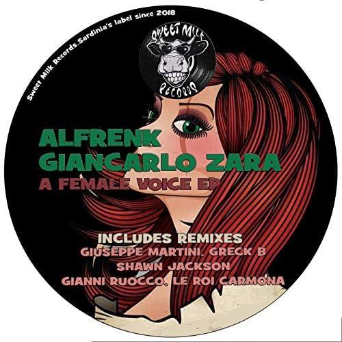 Alfrenk & Giancarlo Zara