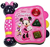 Disney Minnie Mouse Bow-tique My First Learning Book with Lights and Sounds (styles may vary)
