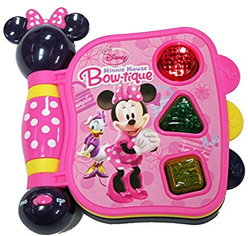 Disney Minnie Mouse Bow-tique My First...