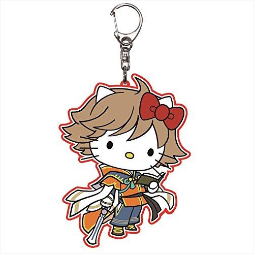 Sengoku Musou 4 ~ HELLO KITTY acrylic key chain Kobayakawa Takakage by Koei Tecmo Games