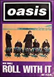 Oasis – Roll with It – Music Wall Poster Print - 30CM X