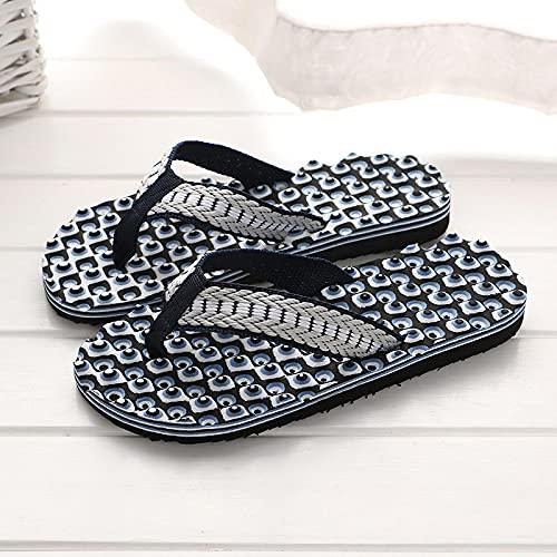 Zapatillas Casa Chanclas Sandalias Nuevas Zapatillas Para Hombre, Cómodas Para El Hogar, Chanclas De Masaje, Zapatos, Sandalias, Zapatillas Para Hombre, Chanclas Ligeras Para Interiores Y Exterio