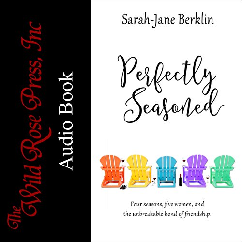 Perfectly Seasoned audiobook cover art