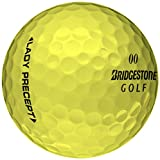 Bridgestone Golf Lady Precept Golf Balls (Pack of 12), Pink
