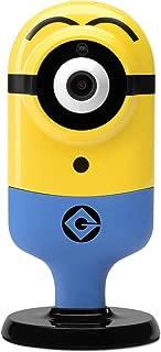 Despicable Me Indoor HD WiFi StuartFlexiCam (Surprised), Yellow (TP0012)