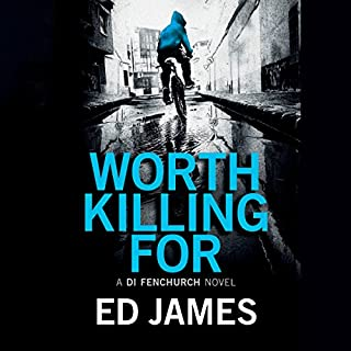 Worth Killing For audiobook cover art