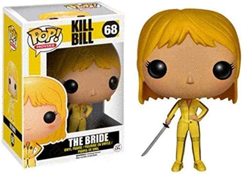 Figuras Pop Vinyl Kill Bill Vuelo 1 Películas: The Novia Colección de figurillas de acción...