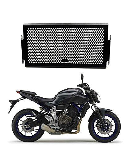 MT 07 Motocicleta Acero Inoxidable Cubierta de la Rejilla del Radiador para Yamaha MT07 2013 2014 2015 2016 2017 2018