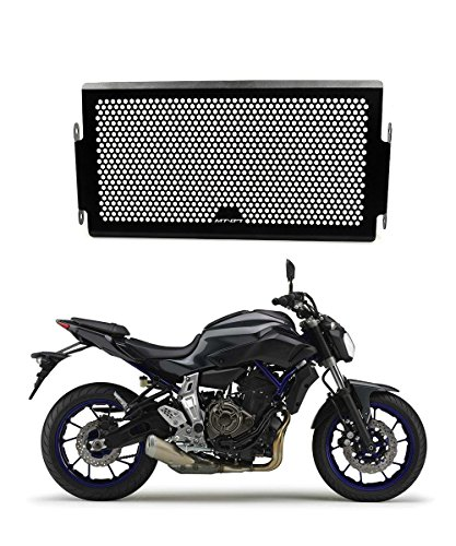 MT07 Motorcycle RVS Radiator Grille Cover Voor Yamaha MT-07 2013 2014 2015 2016 2017 2018