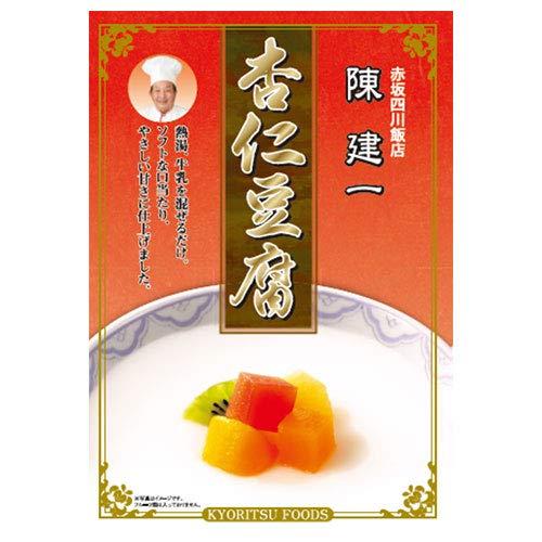 共立食品 陳建一 杏仁豆腐 80g×6箱入×(2ケース)