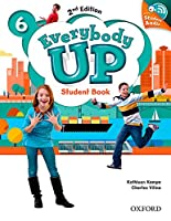 Everybody Up: Level 6: Student Book with Audio CD Pack: Linking your classroom to the wider world