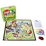 Active, impulsive children learn motor control, relaxation skills, how to express their feelings and how to problem-solve Ideal game to help impulsive children think before they act Useful as both a diagnostic and treatment tool Designed for counselo...