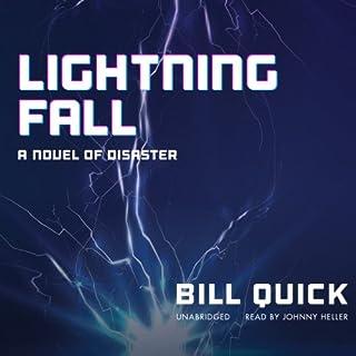 Lightning Fall audiobook cover art