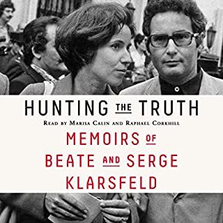 Hunting the Truth audiobook cover art