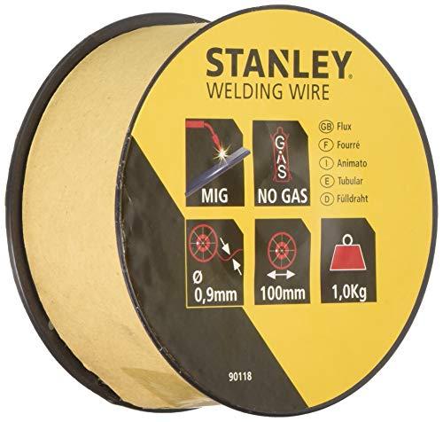 Stanley 460628 Bobine fil fourré No Gaz Diamètre 0,9 mm