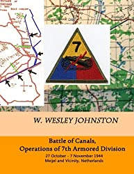 Battle of Canals, Operations of 7th Armored Division: 27 October - 7 November 1944, Meijel and Vicinity, Netherlands