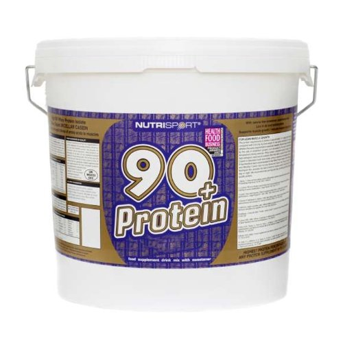90+ Protein 5kg Banana