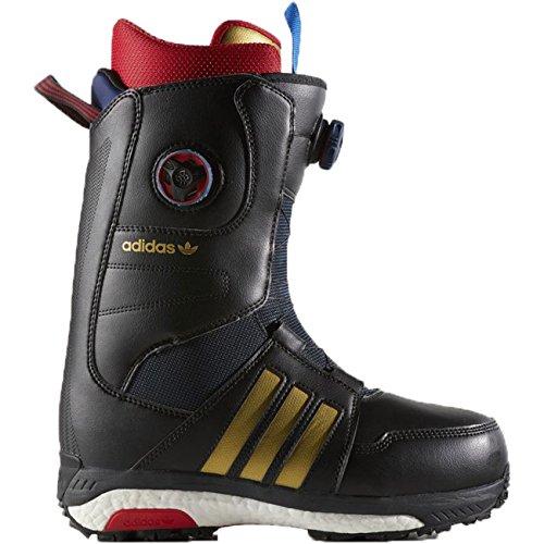 adidas Snowboarding Herren Snowboardboot ACCERA ADV, Größe:9.5, Farben:cblack/Scarle/ftwwht