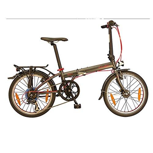 Dahon Faltrad SPEED D7 20 Zoll 7 Gang Fahrrad, 879194