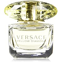 Versace Yellow Diamond EDT Splash, 0.17 Fl Oz