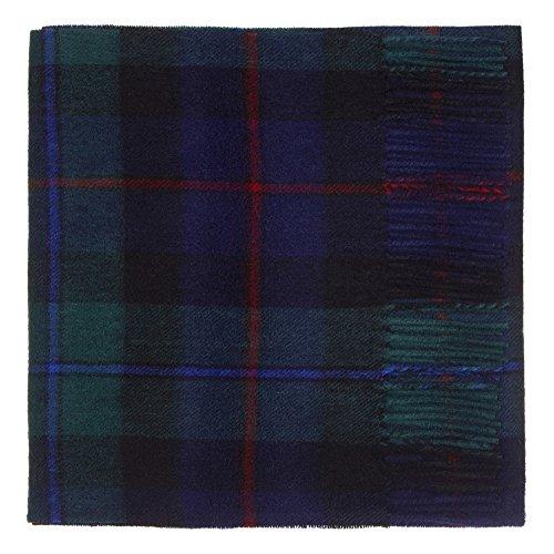 Oxfords Cashmere Reine Schurwolle Luxury Tartan Schal (Campbell of Cawdor)