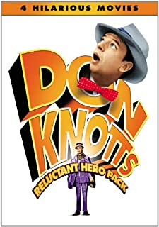 Don Knotts Reluctant Hero Pack (B008N8A3AI)   Amazon price tracker / tracking, Amazon price history charts, Amazon price watches, Amazon price drop alerts