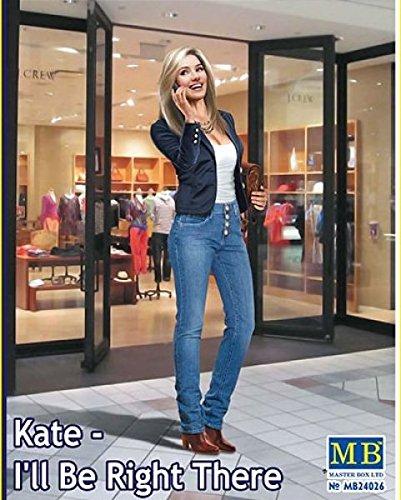 Master Box Ltd. MB24026 Figuren Kate I'II Be Right There