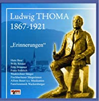 Erinnerung An Ludwig Thom