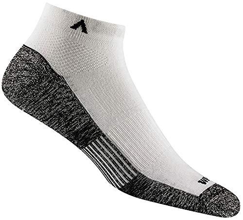 Wigwam Attain Lightweight Low F6235 Sock, White - MD