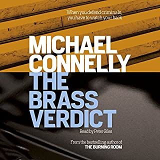 The Brass Verdict     Mickey Haller, Book 2              By:                                                                                                                                 Michael Connelly                               Narrated by:                                                                                                                                 Peter Giles                      Length: 11 hrs and 20 mins     54 ratings     Overall 4.5