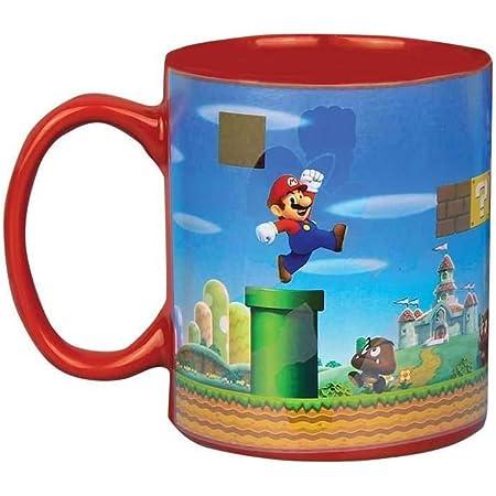 Super Mario Heat Change Mug Level Paladone Products Calici Tazze
