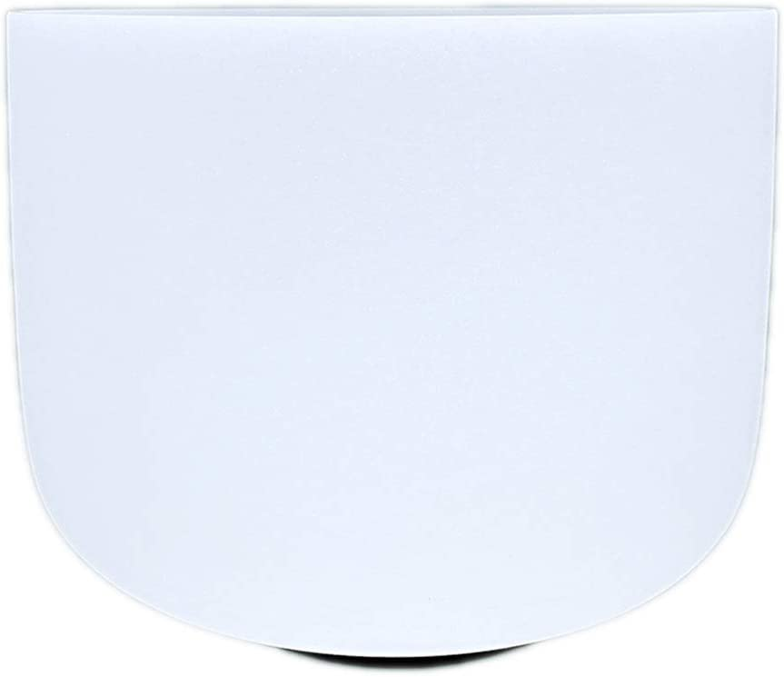 All stores are sold Paternoster Max 57% OFF Quartz Crystal Singing Bowl E White 8-inch Note with