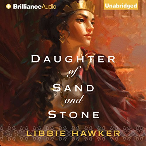 Daughter of Sand and Stone audiobook cover art