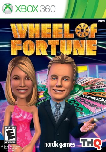 Bargain sale Wheel of All stores are sold Fortune 360 - Xbox